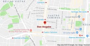 contacto eban abogados Madrid
